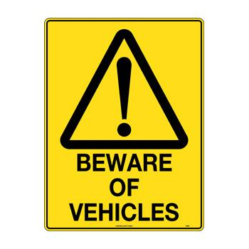 Beware of Vehicles