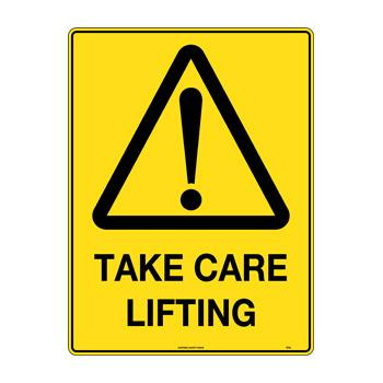 Take Care Lifting
