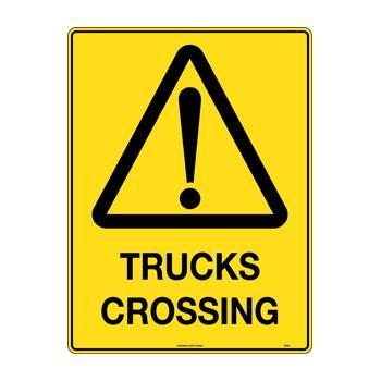 Trucks Crossing