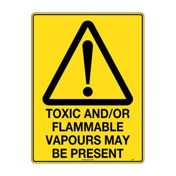 Toxic And Or Flammable Vapors