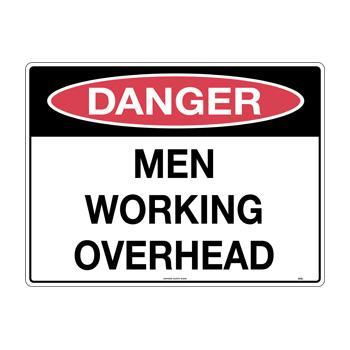 Men Working Overhead