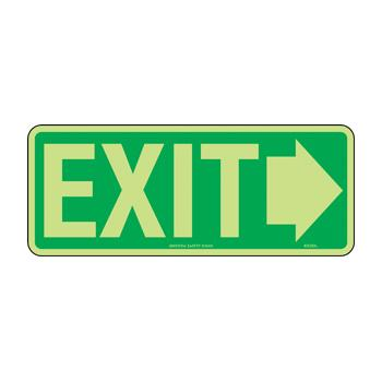Exit to Right