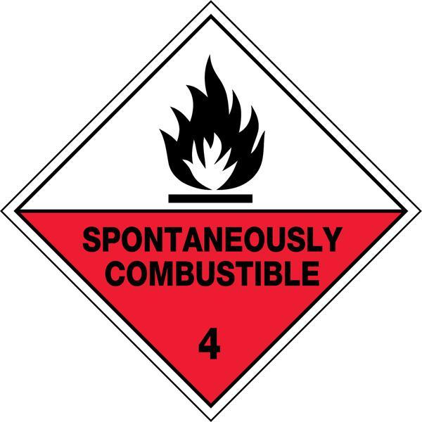 Spontaneously Combustible 4
