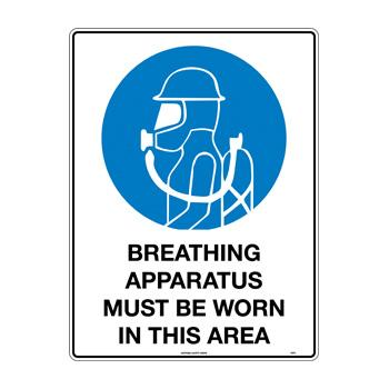 Breathing Apparatus in this Area