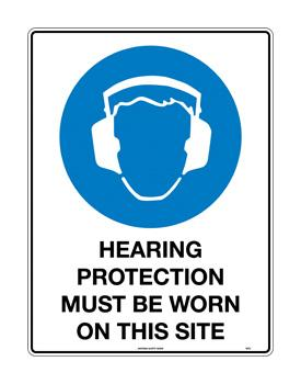 Hearing Protection on Site