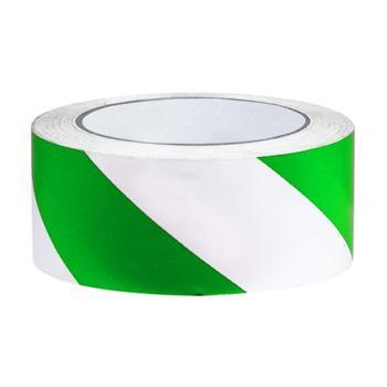 Floor Tape - Green / White